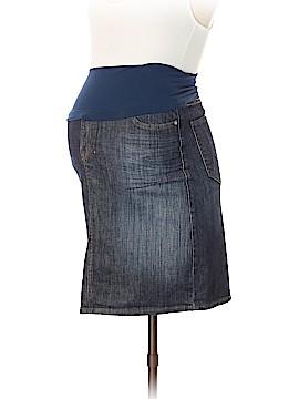 A Pea in the Pod Denim Skirt 29 Waist (Maternity)