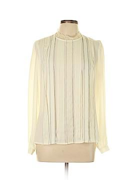 Laura Ashley Long Sleeve Blouse Size 10