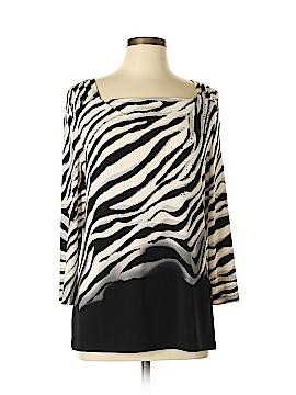 Madison 3/4 Sleeve Blouse Size L