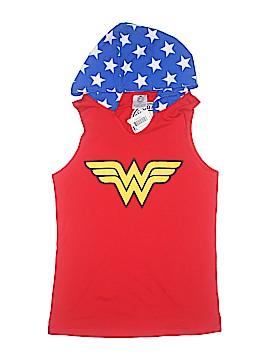 DC Comics Sleeveless T-Shirt Size X-Large (Kids)