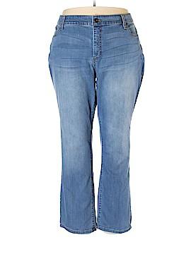 St. John's Bay Jeans Size 24W (Plus)