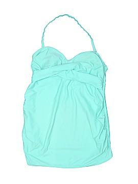 Liz Lange Maternity Swimsuit Top Size L (Maternity)