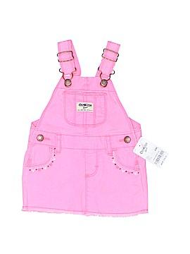OshKosh B'gosh Overall Dress Size 6 mo