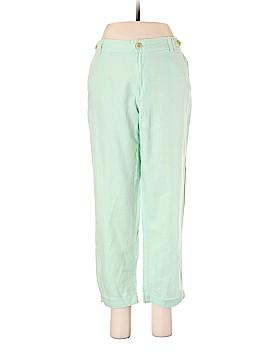 Banana Republic Factory Store Linen Pants Size 12