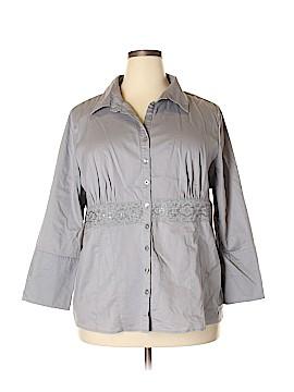 Gitano 3/4 Sleeve Blouse Size 22 - 24W (Plus)