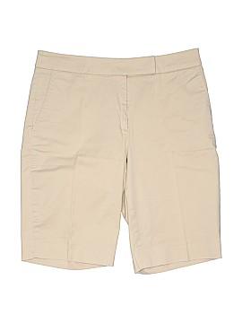 Faconnable Khaki Shorts Size 10