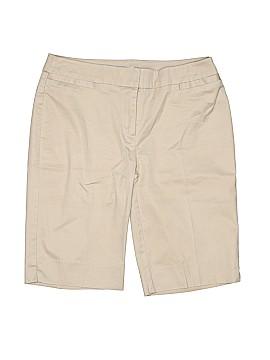 Chico's Khaki Shorts Size XS (00)