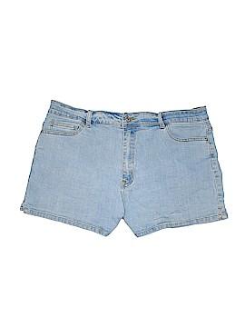 Forever 21 Denim Shorts Size 16 (Plus)