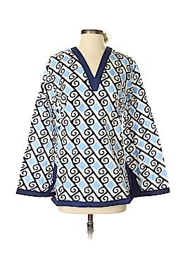 TRACY NEGOSHIAN Long Sleeve Blouse Size S