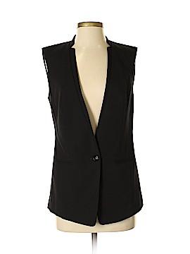 White House Black Market Tuxedo Vest Size 2