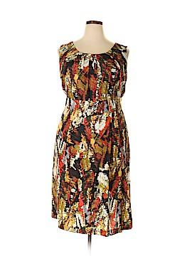 Dana Kay Casual Dress Size 18W (Plus)