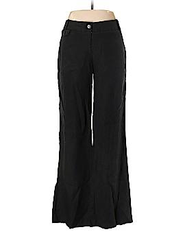Ann Taylor LOFT Linen Pants Size 10