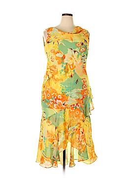Dress-U By Sharon Casual Dress Size 16