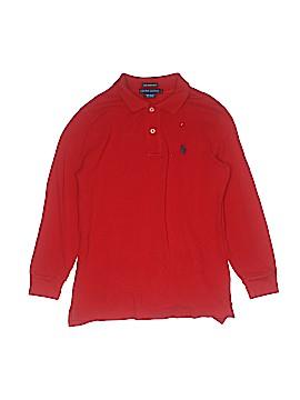 Ralph Lauren Long Sleeve Polo Size 8