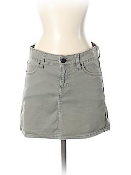 Uniqlo Denim Skirt Size 0