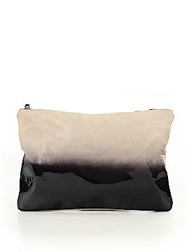 Zara Leather Wristlet One Size