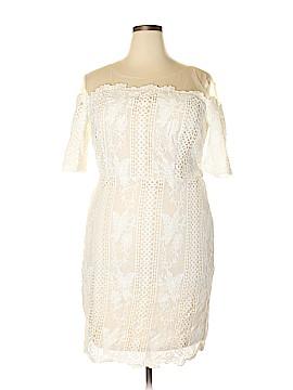 Soieblu Casual Dress Size 2X (Plus)