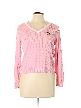 Lauren Active by Ralph Lauren Pullover Sweater Size L