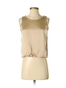 Victoria's Secret Sleeveless Silk Top Size P