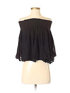 Zara TRF 3/4 Sleeve Blouse Size XS