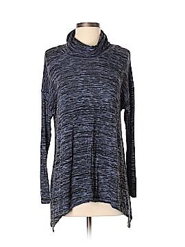 Joan Vass Long Sleeve Top Size XS