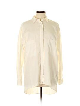 Lacoste Long Sleeve Button-Down Shirt Size 40 (EU)