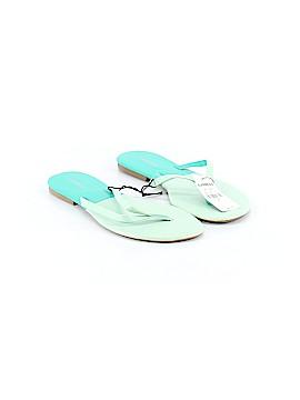 Express Flip Flops Size 6