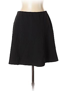 J. McLaughlin Casual Skirt Size L