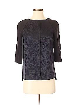 Elie Tahari 3/4 Sleeve Blouse Size XS