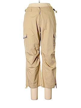 Garnet Hill Cargo Pants Size 12