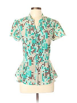 Element Short Sleeve Blouse Size L