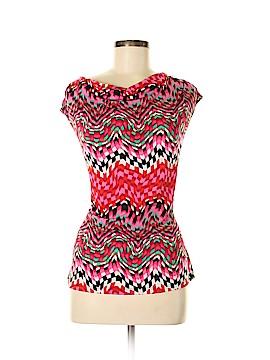 Jennie & Marlis Short Sleeve Blouse Size L