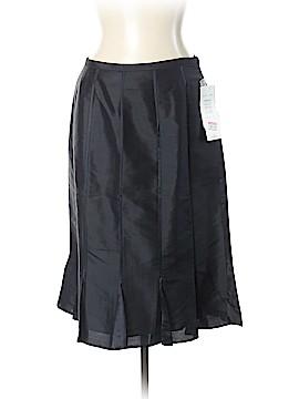 Sunny Leigh Silk Skirt Size 10