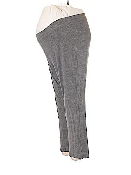 Liz Lange Maternity Casual Pants Size L (Maternity)