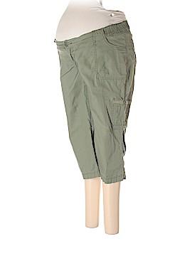 Liz Lange Maternity Cargo Pants Size 8 (Maternity)