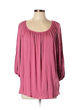 Gap 3/4 Sleeve Blouse Size XL