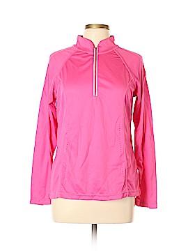 Jockey Track Jacket Size L