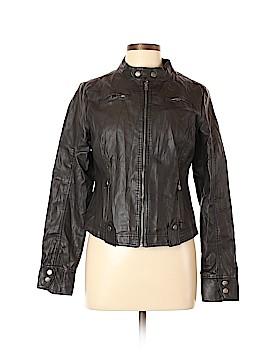 YMI Faux Leather Jacket Size L