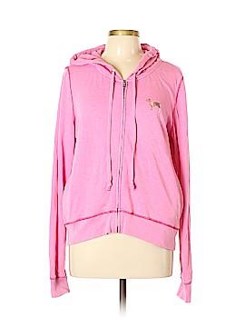 Victoria's Secret Zip Up Hoodie Size L