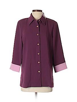 Draper's & Damon's 3/4 Sleeve Blouse Size S