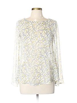 Uniqlo Long Sleeve Blouse Size S