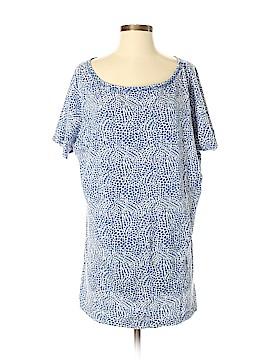 Moda International Short Sleeve Top Size XL
