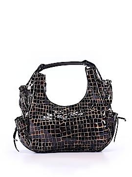 Charlie Lapson Leather Shoulder Bag One Size