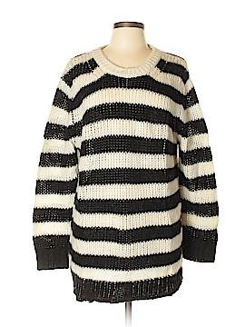 Trina Turk Wool Pullover Sweater Size XL