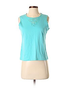 Alfred Dunner Sleeveless T-Shirt Size S (Petite)