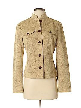 Indigo Palms Jacket Size S