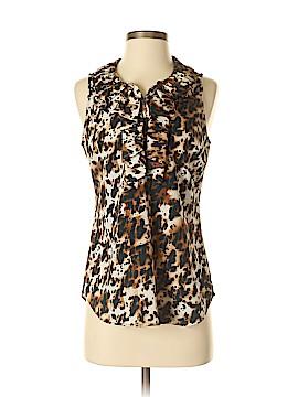 New York & Company Sleeveless Blouse Size S