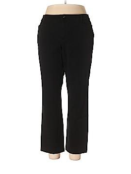 Lauren by Ralph Lauren Khakis Size 18W (Plus)