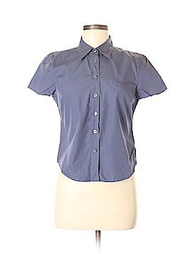 Marc O'Polo Short Sleeve Button-Down Shirt Size 38 (EU)