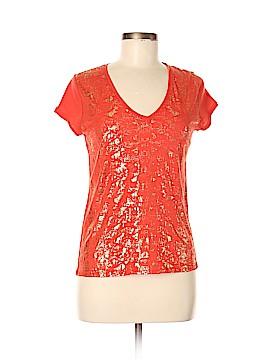 Tahari Short Sleeve T-Shirt Size M